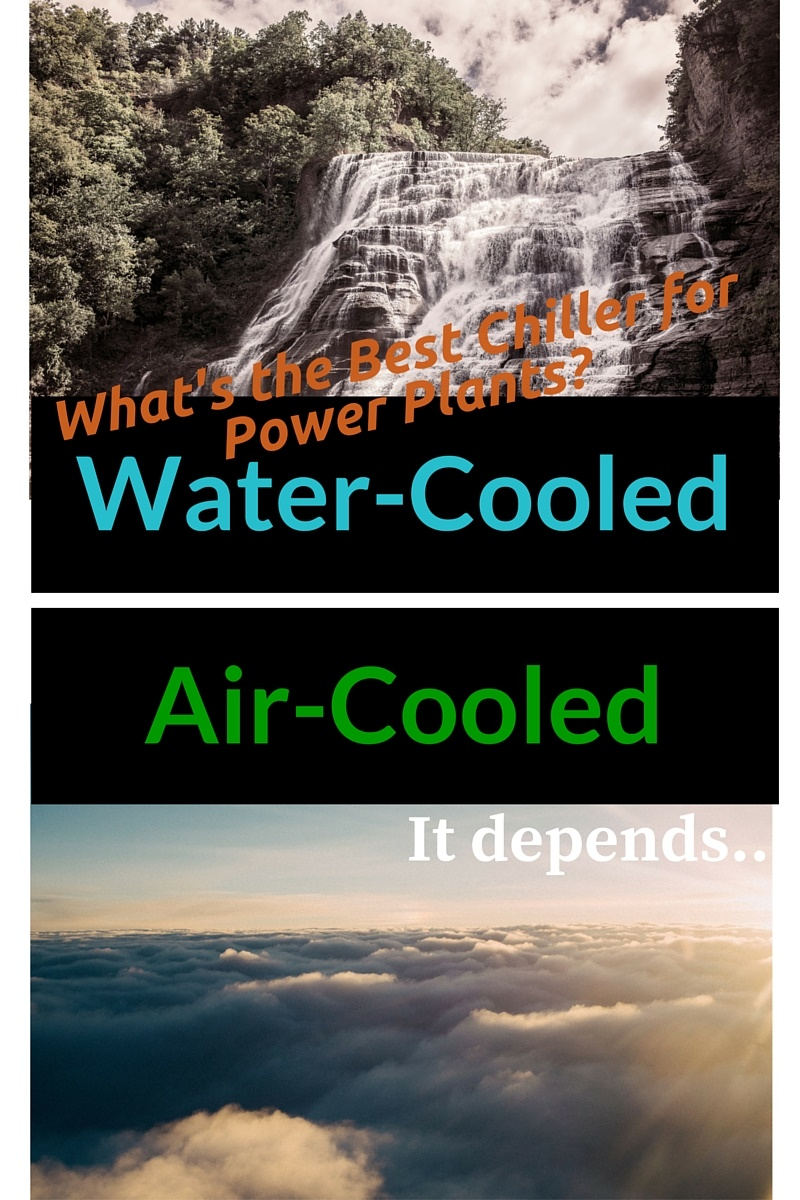water air cooled